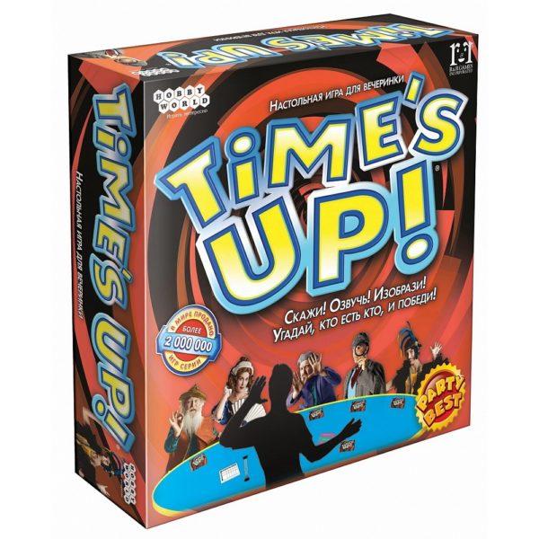 Настольная игра «Time's Up!»