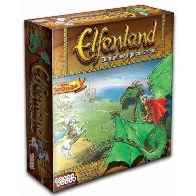 Настольная игра «Elfenland. Волшебное Путешествие»