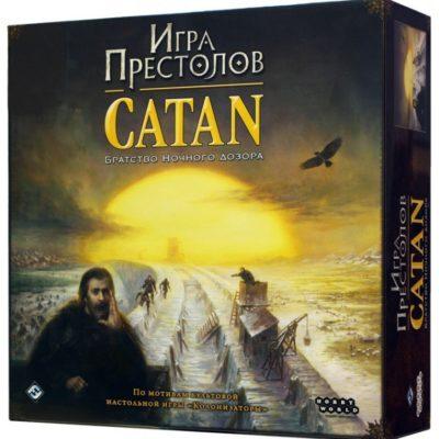 """Настольная игра """"Catan: Игра престолов"""""""