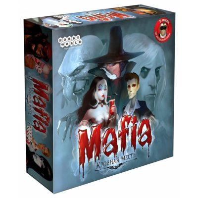 """Настольная игра """"Мафия. Кровная месть"""""""