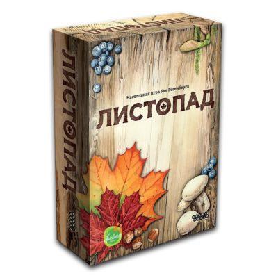 """Настольная игра """"Листопад"""""""