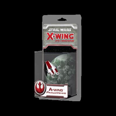 """Настольная игра """"Star Wars: X-Wing. Расширение А-Wing"""""""