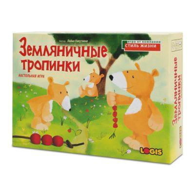 """Настольная игра """"Земляничные Тропинки"""""""
