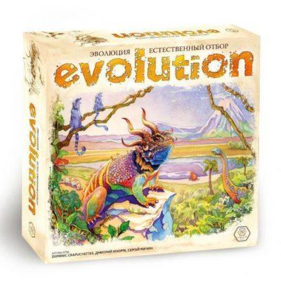 """Настольная игра """"Эволюция: Естественный отбор"""""""