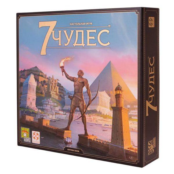 """Настольная игра """"7 Чудес"""""""