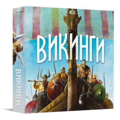 """Настольная игра """"Викинги"""""""